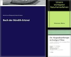 Alternativmedizin Sammlung erstellt von Akademische Buchhandlung Woetzel