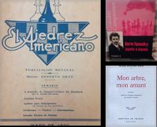 Ajedrez Sammlung erstellt von DEL SUBURBIO  LIBROS- VENTA PARTICULAR