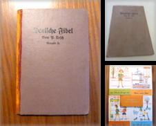 ABC-Bücher und Fibeln Sammlung erstellt von Krull GmbH