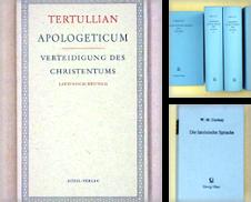 Altphilologie (Römer) Di antiquariat peter petrej