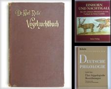 Flora & Fauna Sammlung erstellt von Antiquariat Heureka