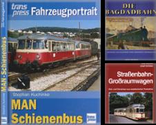 Eisenbahn Sammlung erstellt von Versandantiquariat  Rainer Wölfel