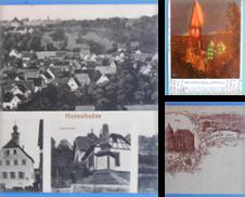 Ansichtskarten Sammlung erstellt von Versandantiquariat Ruland & Raetzer
