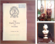 Auction Catalogues Curated by Literary Cat Books