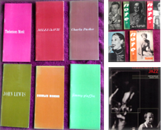 Jazz Curated by R. Plapinger Baseball Books