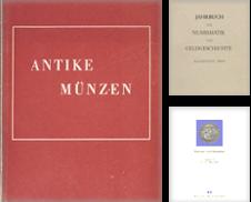 Numismatik Sammlung erstellt von prograph® gmbH
