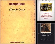 Antologías Sammlung erstellt von La Librería, Iberoamerikan. Buchhandlung