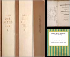 Antike (Geschichte und Kunst) Sammlung erstellt von Antiquariat  Silvia Forster