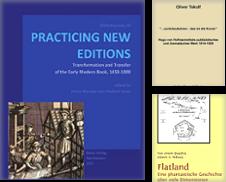 Literaturwissenschaft Sammlung erstellt von Verlag Traugott Bautz GmbH