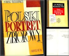 Bibligraphie Sammlung erstellt von Lettres Slaves -  Librairie