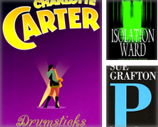 Crime, Thrillers & Mystery Curated by Meggie's Books
