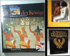 Ägypten Sammlung erstellt von Antiquariat Bläschke