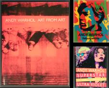 Andy Warhol Sammlung erstellt von Galerie Buchholz OHG (Antiquariat)