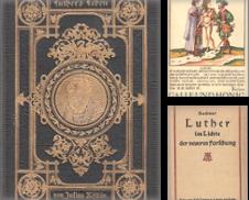 16. Jahrhundert Sammlung erstellt von Antiquariat Jüterbook, Inh. H. Schulze