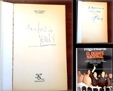 Dedicado por el autor de Librería Albatros
