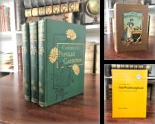 Forstwirtschaft Sammlung erstellt von Antiquariat Claudia Seibold