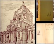 Architektur Sammlung erstellt von Antiquariat Halkyone