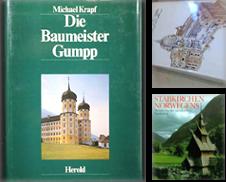 Architektur Sammlung erstellt von Eugen Friedhuber KG