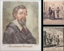 Old Master Prints Proposé par L'Estampe Originale ABAA/ILAB-LILA