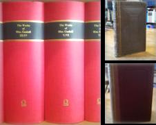 Anglistik Sammlung erstellt von Antiquariat Bücheretage