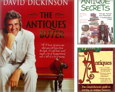 Antiques Curated by Marnie Taylor Books & Antiques