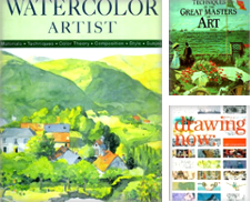 Art Curated by R Bookmark