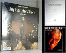 Livres francais Sammlung erstellt von Goethe & Companie