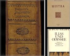 Antike Sammlung erstellt von Antiquariat Appel - Wessling