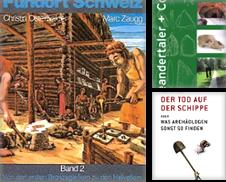 Archäologie Sammlung erstellt von Buchparadies Rahel-Medea Ruoss