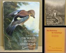 Biowissenschaften Sammlung erstellt von Antiquariat Thieme