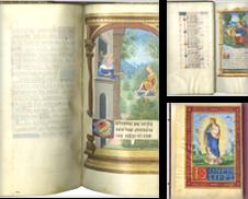 Illuminated Manuscripts Curated by Les Enluminures (ABAA & ILAB)