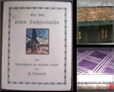 Literatur Sammlung erstellt von Versandantiquariat K. Rehm
