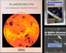 Astronomie Sammlung erstellt von Antiquariat Johannes Hauschild