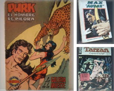 Comics de Libros Antiguos Raros