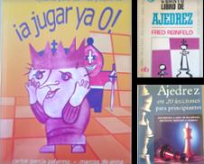 Ajedrez de Libreria Lopez de Araujo
