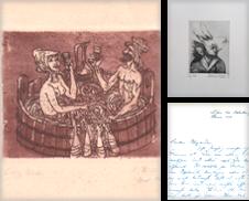 Bildende Künste Sammlung erstellt von Antiquariat Schwarz & Grömling GbR