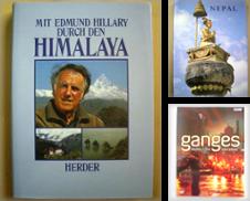 Asien Sammlung erstellt von Versandantiquariat Harald Gross
