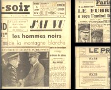 JOURNAL FRANCAISE Curated by Antiquariat Antik-Bücher,  Inh. Erdmann