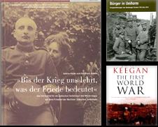 1. Weltkrieg 1914-1918 Proposé par Bernhard Kiewel Rare Books