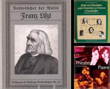 Musik-Theater-Film Sammlung erstellt von Versandantiquariat Bolz
