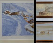 Aquarell Sammlung erstellt von Thomas Schäfer