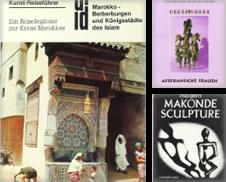 Afrikanische Kunst Sammlung erstellt von Antiquariat Held