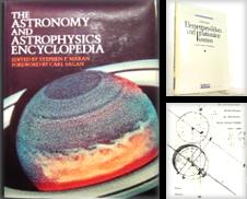 Astronomie Sammlung erstellt von Antiquariat Matthias Wagner