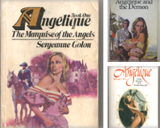 Angelique Curated by Bluesparrowhawk Books
