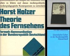 1950-1989 Sammlung erstellt von Versandantiquariat Felix Mücke