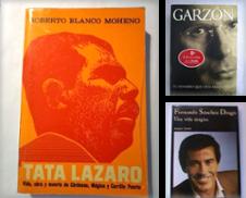 Biografías de Libros Ambigú