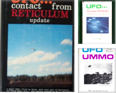 Alien Abduction Sammlung erstellt von Pat Cramer, Bookseller