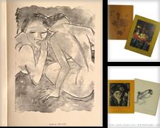 Kunst und Künstler Sammlung erstellt von Antiquariat Heuberger (VDA / ILAB)