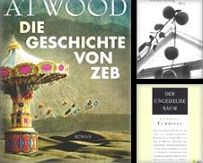 Amerikanische Literatur Sammlung erstellt von Michael Zaremba - Versand-Antiquariat