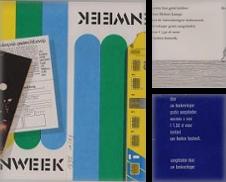Boekenlegger Curated by Antiquariaat van Starkenburg